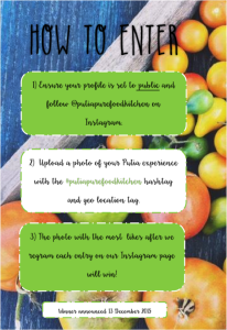 Putia Instagram Competition - Insty Instructions