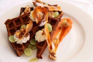 Carrot Waffle Resized