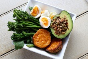 Breakfast salad by My Food Religion Shan Cooper