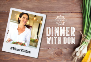 How to stay motivated at work - Dinner with Dom at Ekka 2016