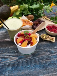 How to do breakfast on the go and still be healthy - breakfast takeaway