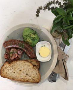 Breakfast of sides - Top 5 Egg-Free Breakfast Options at Putia