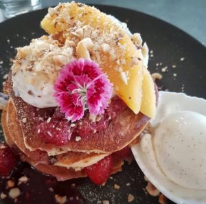 How to make best ever Buckwheat Pancake Stack - Pancake image by V Raneri
