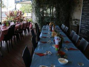 Italian Long Table Lunch - LongTable Putia Pure Food Kitchen