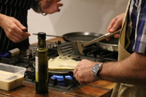 Connect - Cooking class at Putia Cooking School