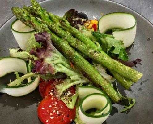 Go Vegan at Putia - Putia's Vegan Breakfast plate