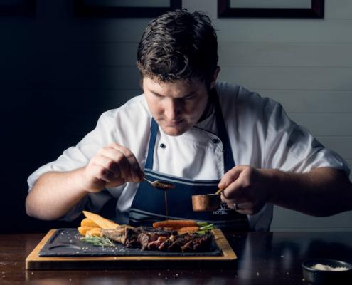 Cooking School - Executive Chef Simon Street