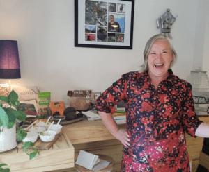 Chef Patricia Fields - Cooking School Putia