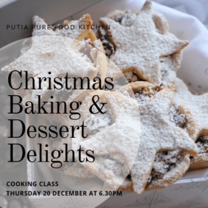 Christmas parties - Why most Christmas Parties are ho ho hum Christmas Baking and Dessert Delights Putia Pure Food Kitchen