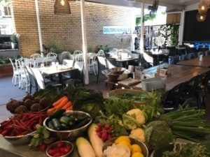 Fermented foods - cooking class at Putia Pure Food Kitchen