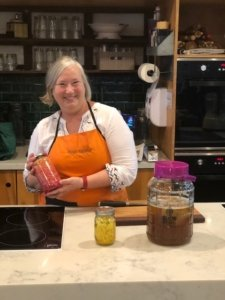 Fermented foods - Patricia Frederick at Adventures in Fermentation.