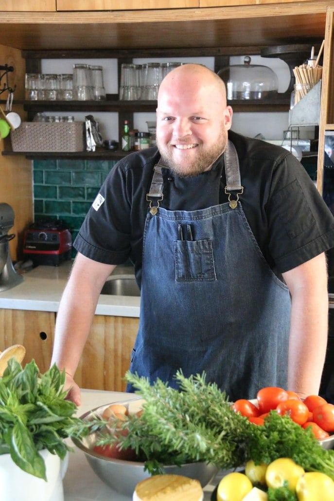 Putia Pure Food Kitchen is bringing Italian Cuisine to Banyo with Chef Yngve Muldal _ Chef Yngve Muldal