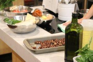 Organising a Cooking Class - Putia Cooking School